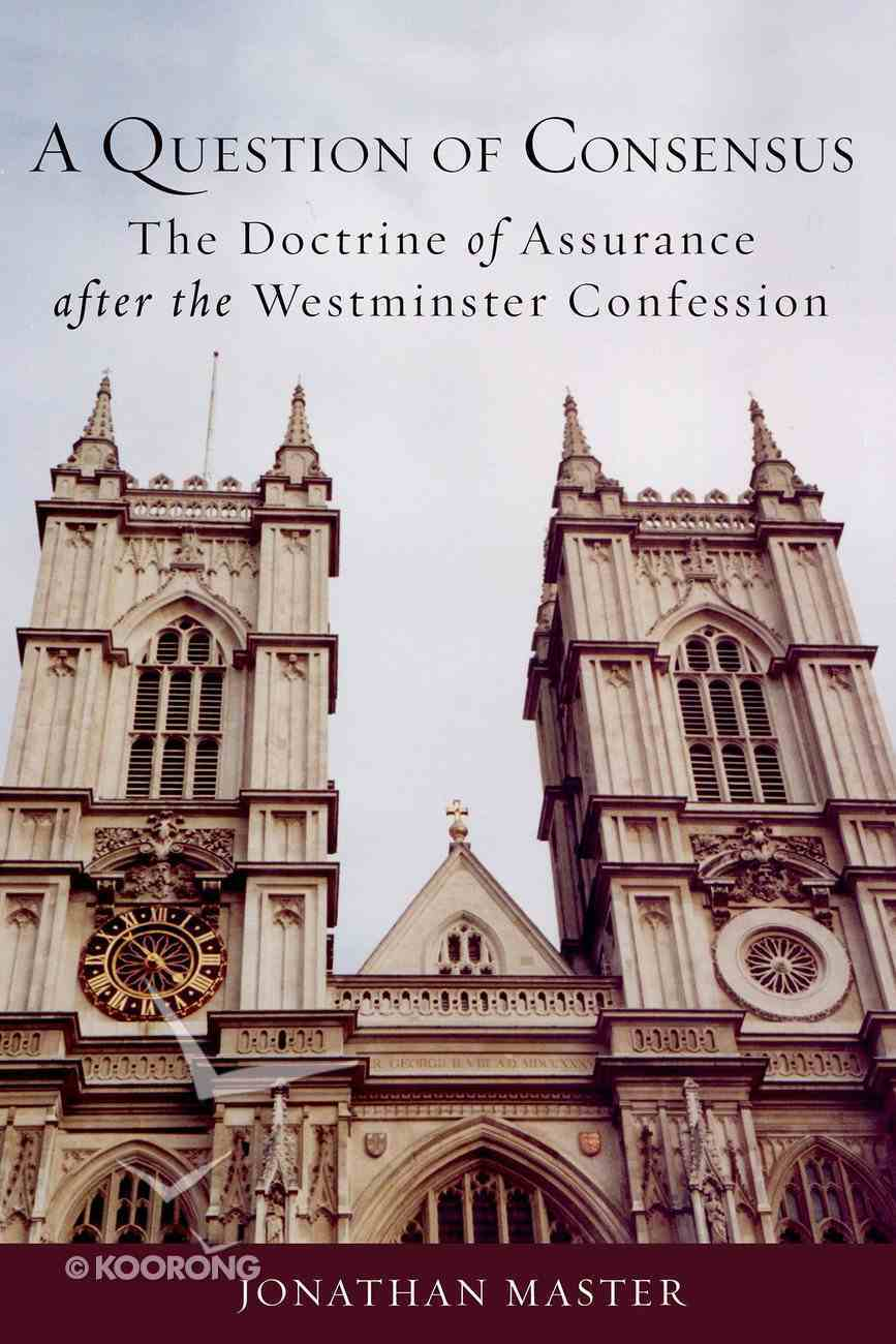 A Question of Consensus eBook