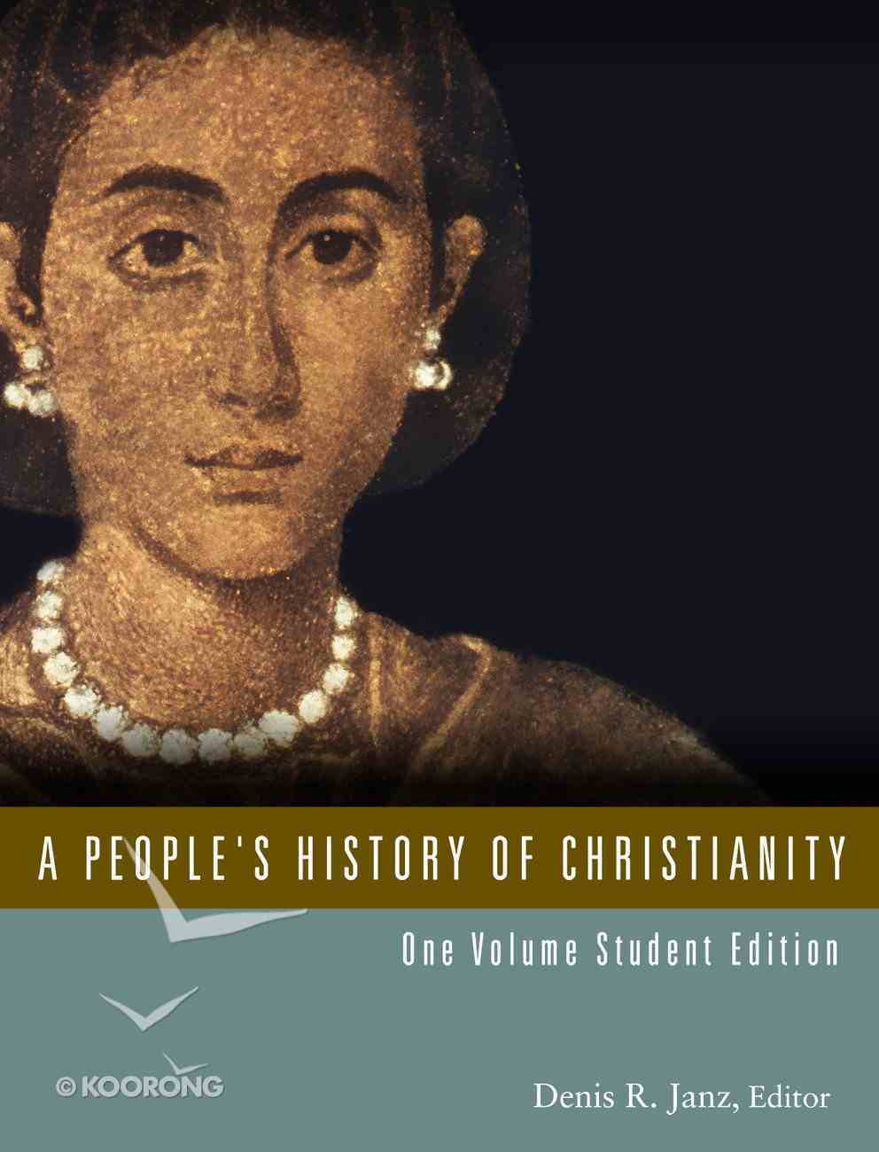 A People's History of Christianity, Student Edition eBook