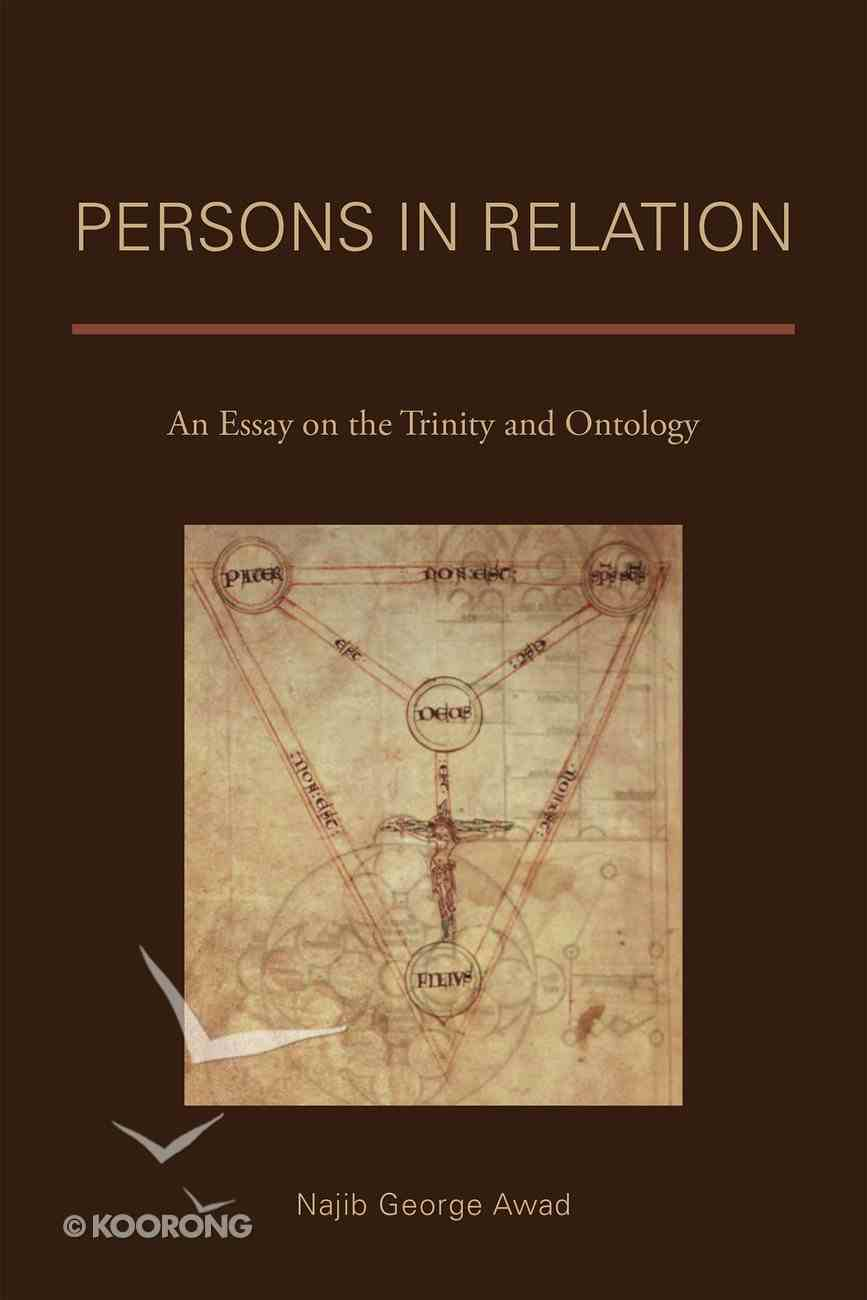 Persons in Relation eBook