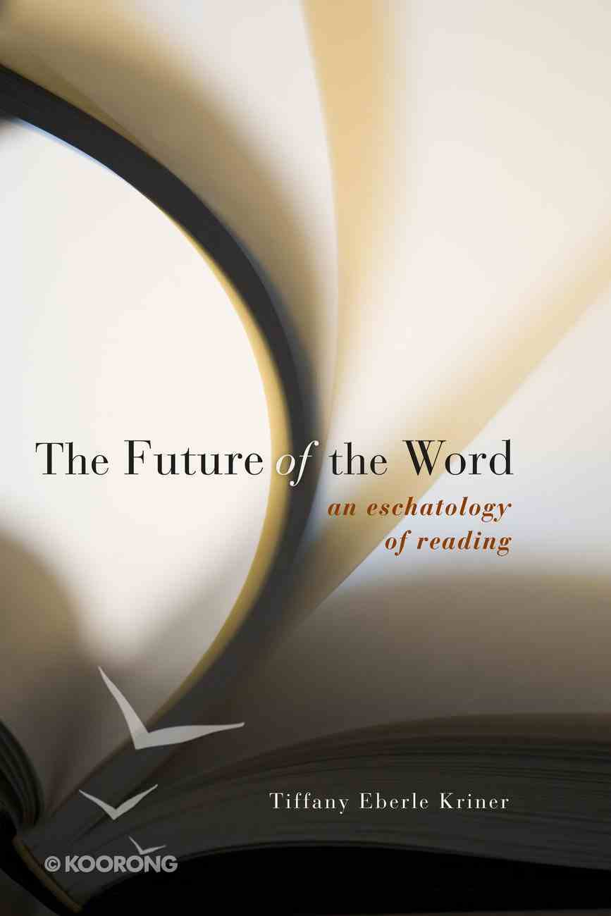 The Future of the Word eBook