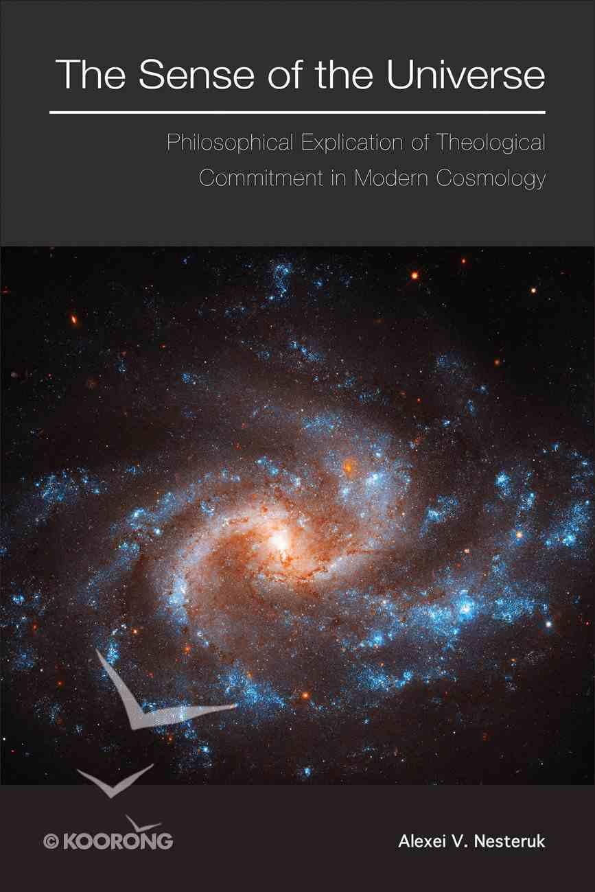 The Sense of the Universe eBook
