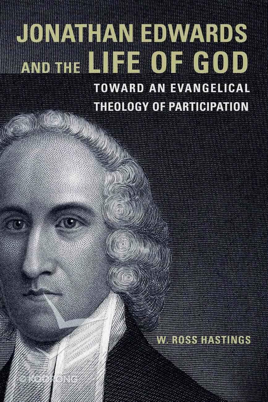 Jonathan Edwards and the Life of God eBook