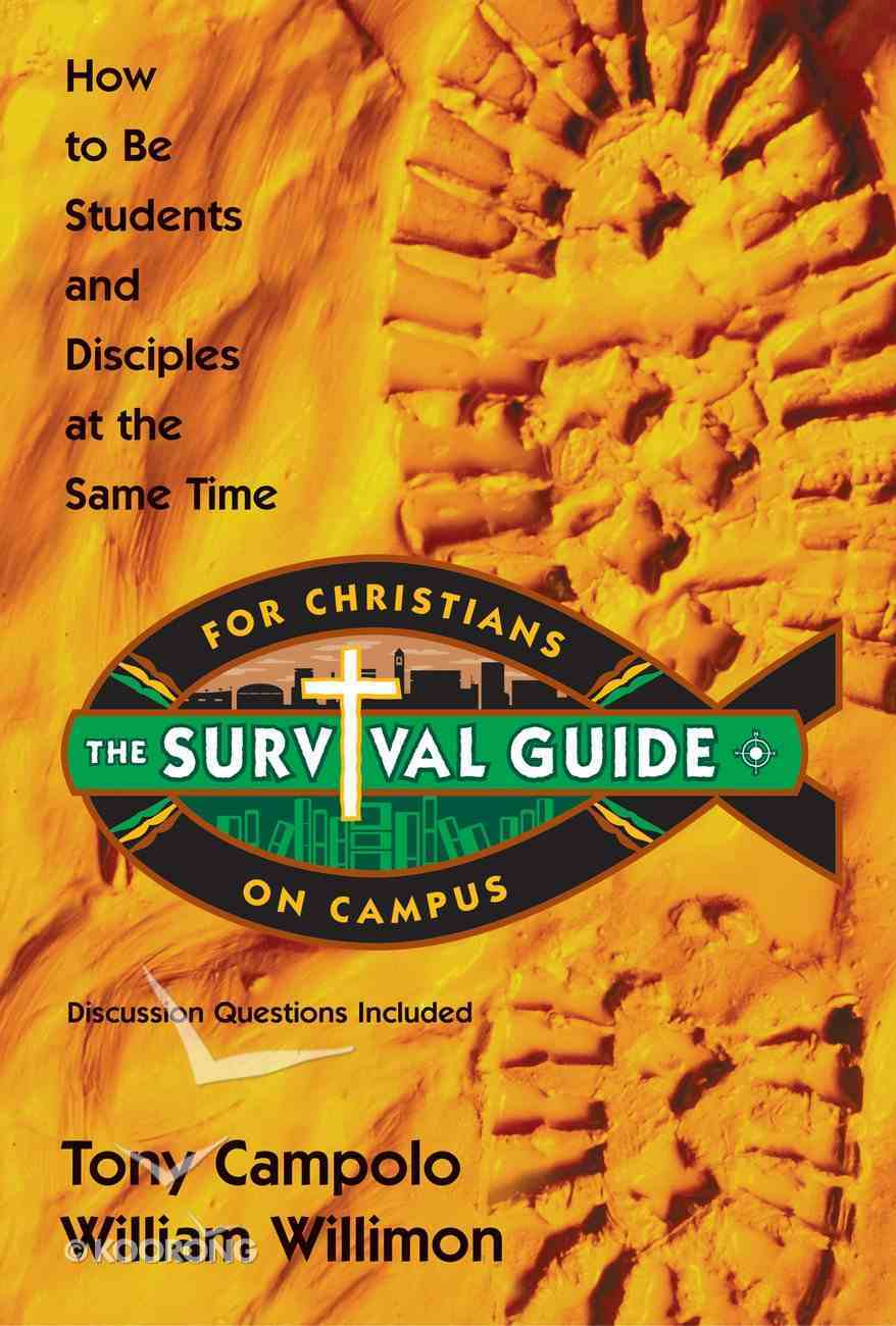 Survival Guide For Christians on Campus eBook