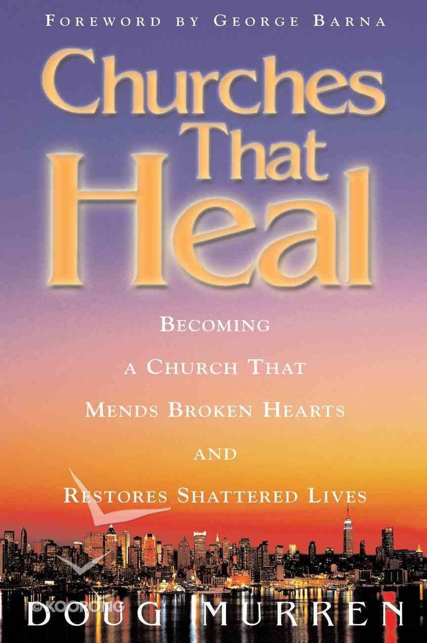 Churches That Heal eBook