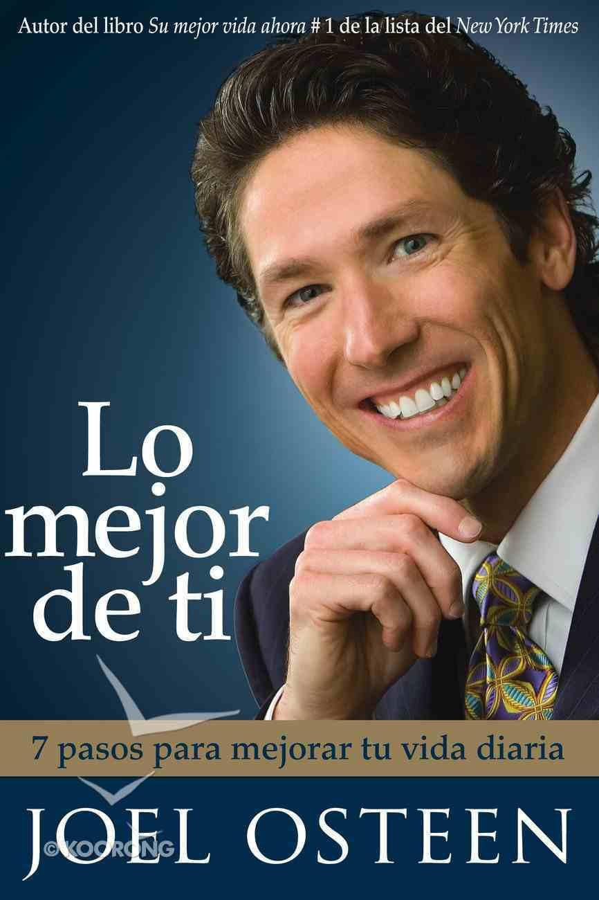 Lo Mejor De Ti (Become A Better You) eBook