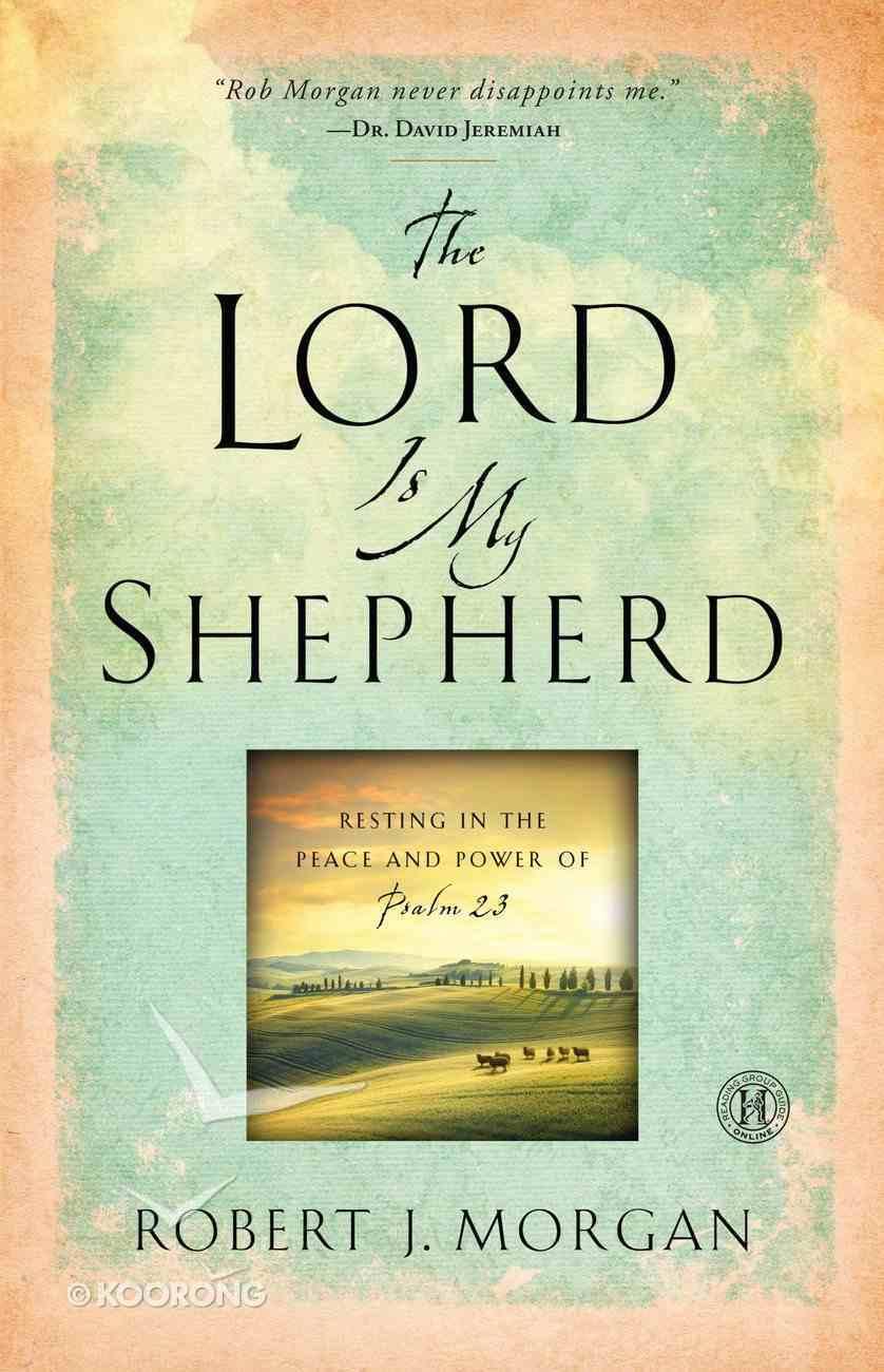 The Lord is My Shepherd eBook