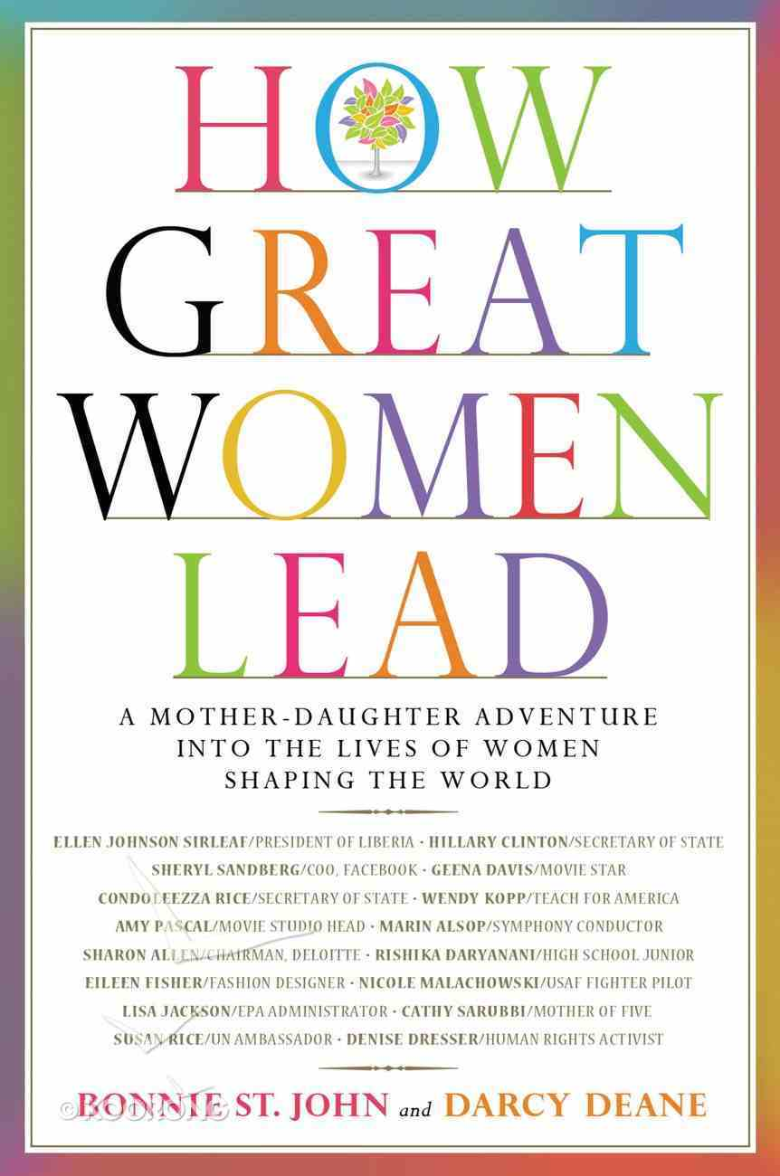 How Great Women Lead eBook