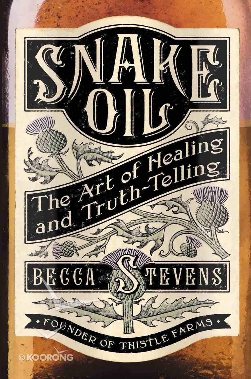 Snake Oil eBook