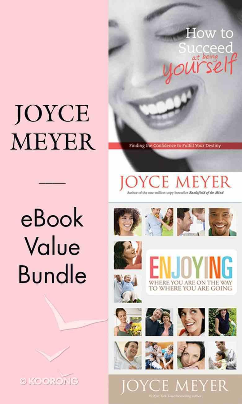 Joyce Meyer Ebook Value Bundle eBook