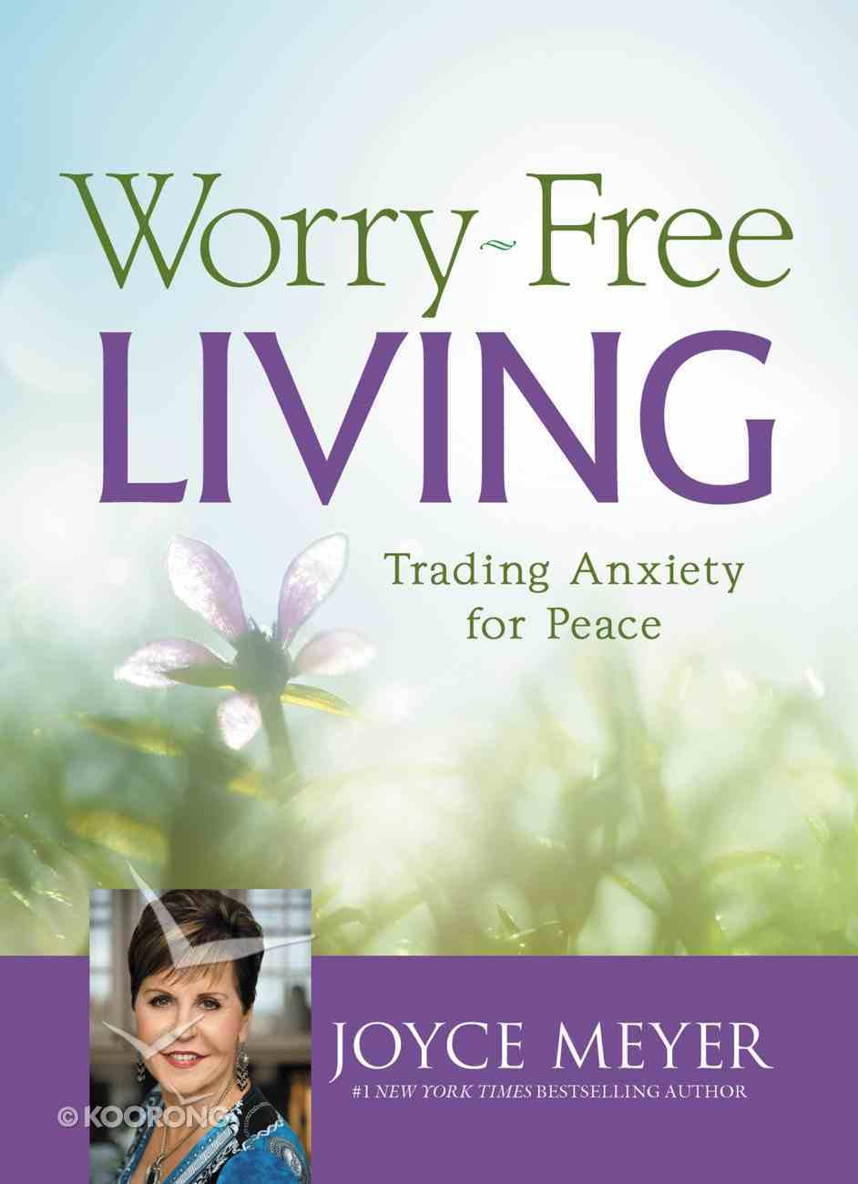 Worry-Free Living eBook