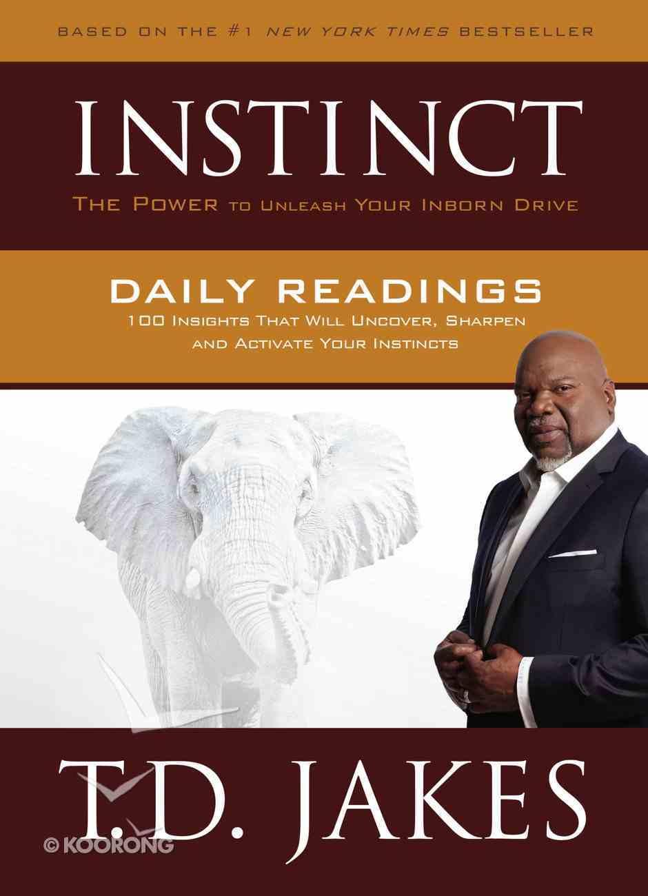 Instinct Daily Readings eBook