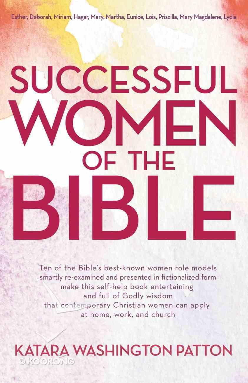 Successful Women of the Bible eBook