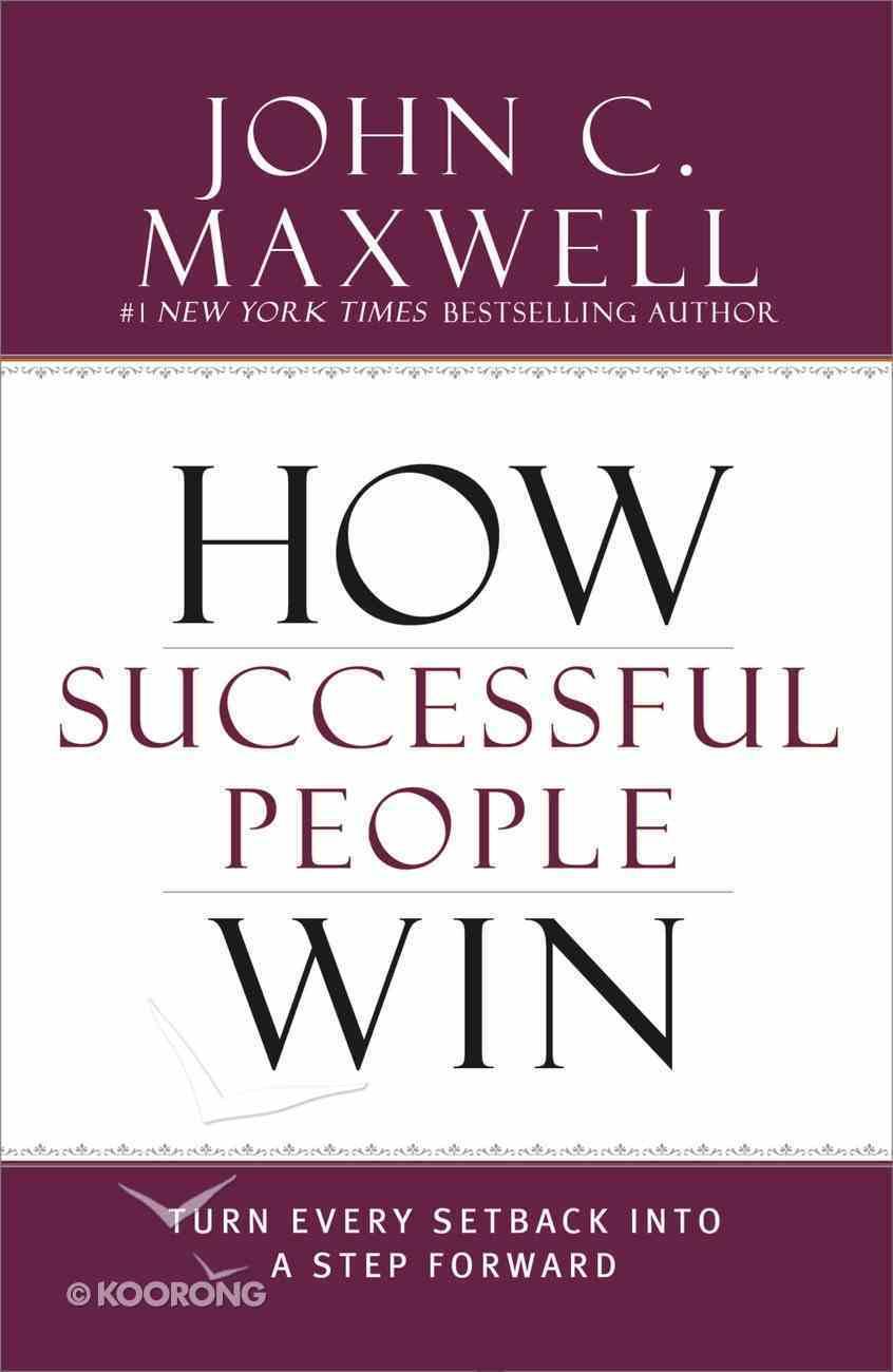 How Successful People Win eBook
