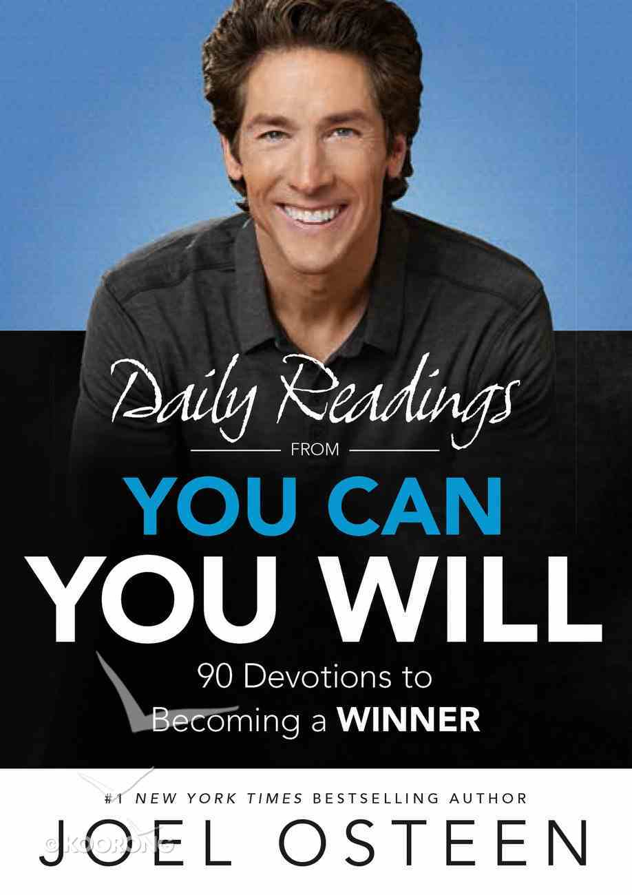 Daily Readings From You Can, You Will eBook