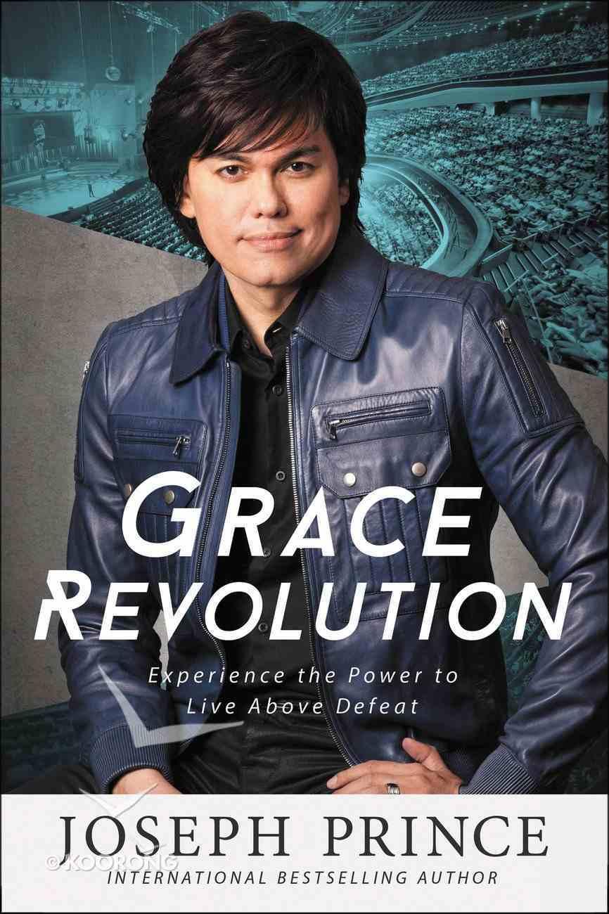 Grace Revolution eBook