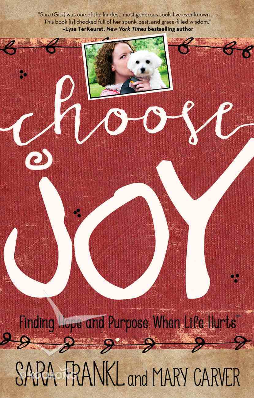 Choose Joy eBook