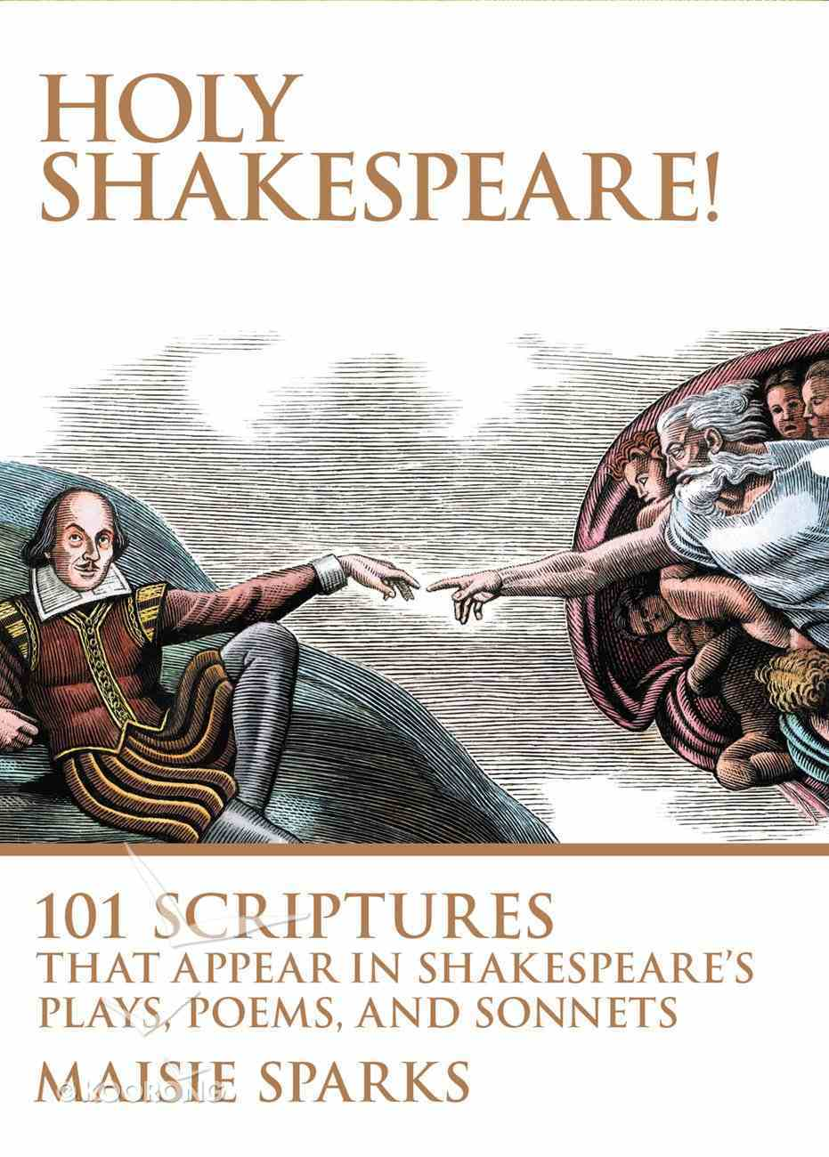 Holy Shakespeare! eBook