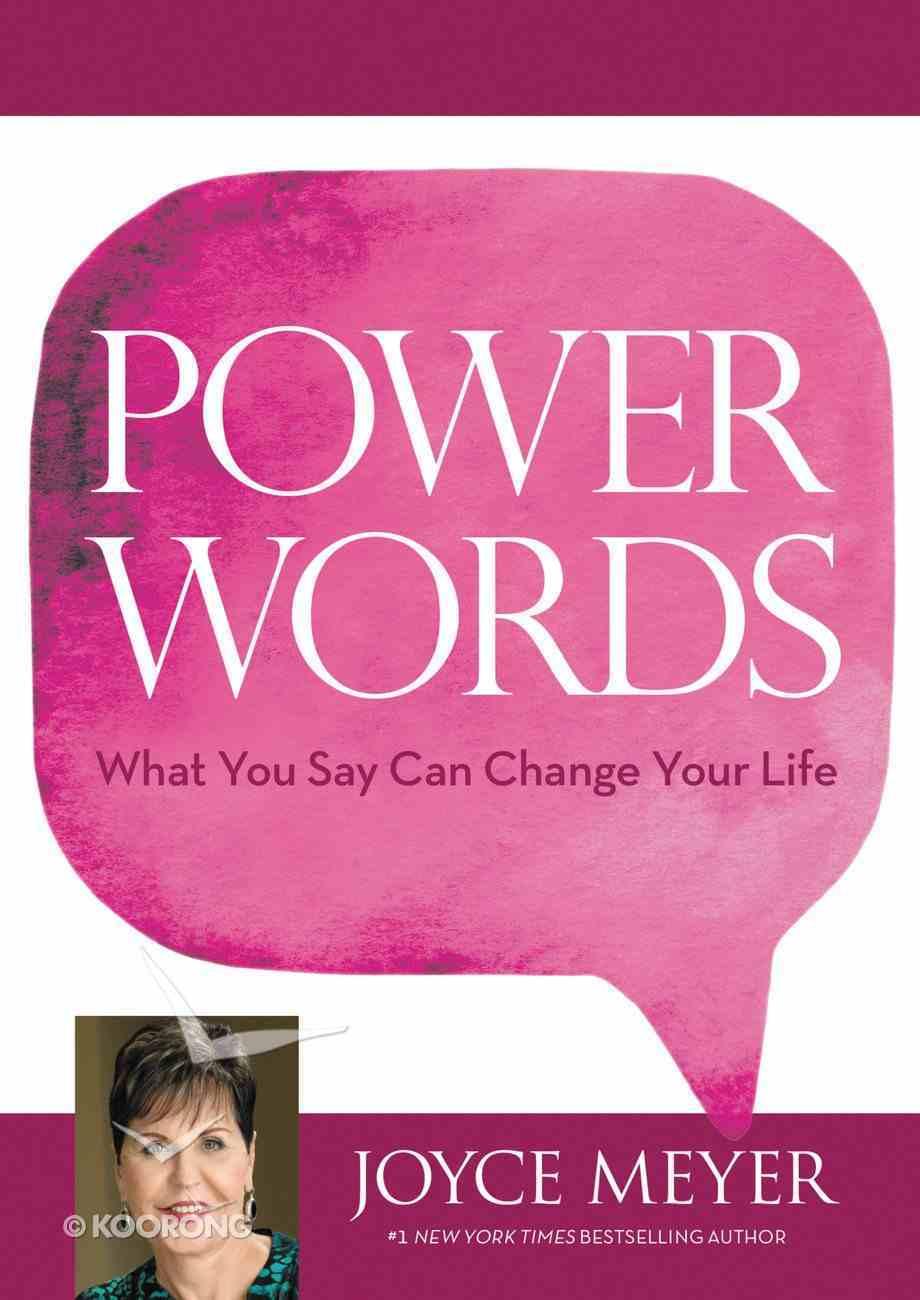 Power Words eBook