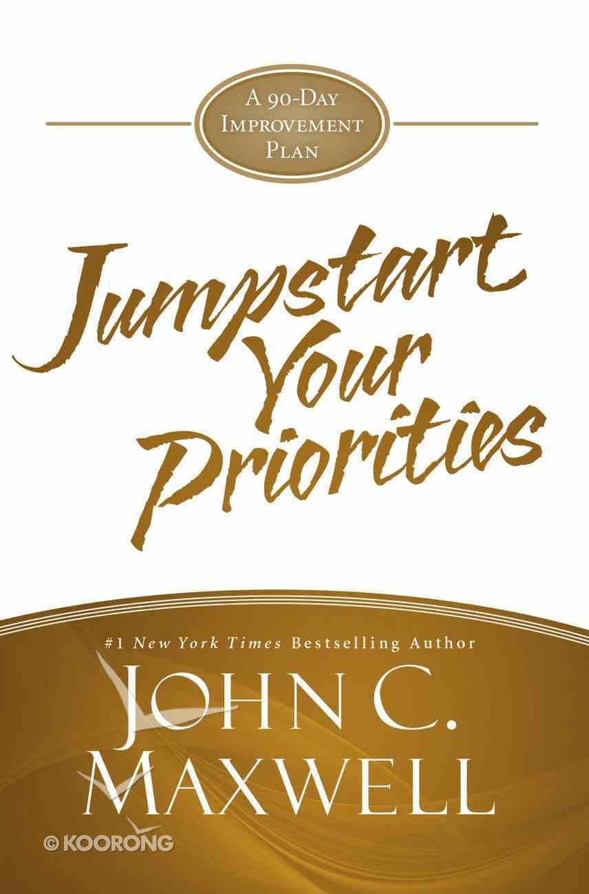 Jumpstart Your Priorities eBook