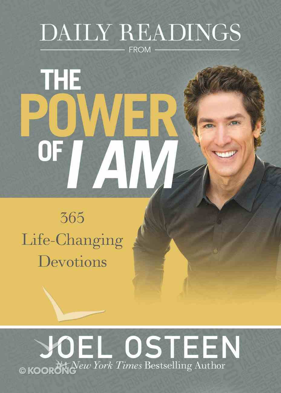 Daily Readings From the Power of I Am (365 Daily Devotions Series) eBook