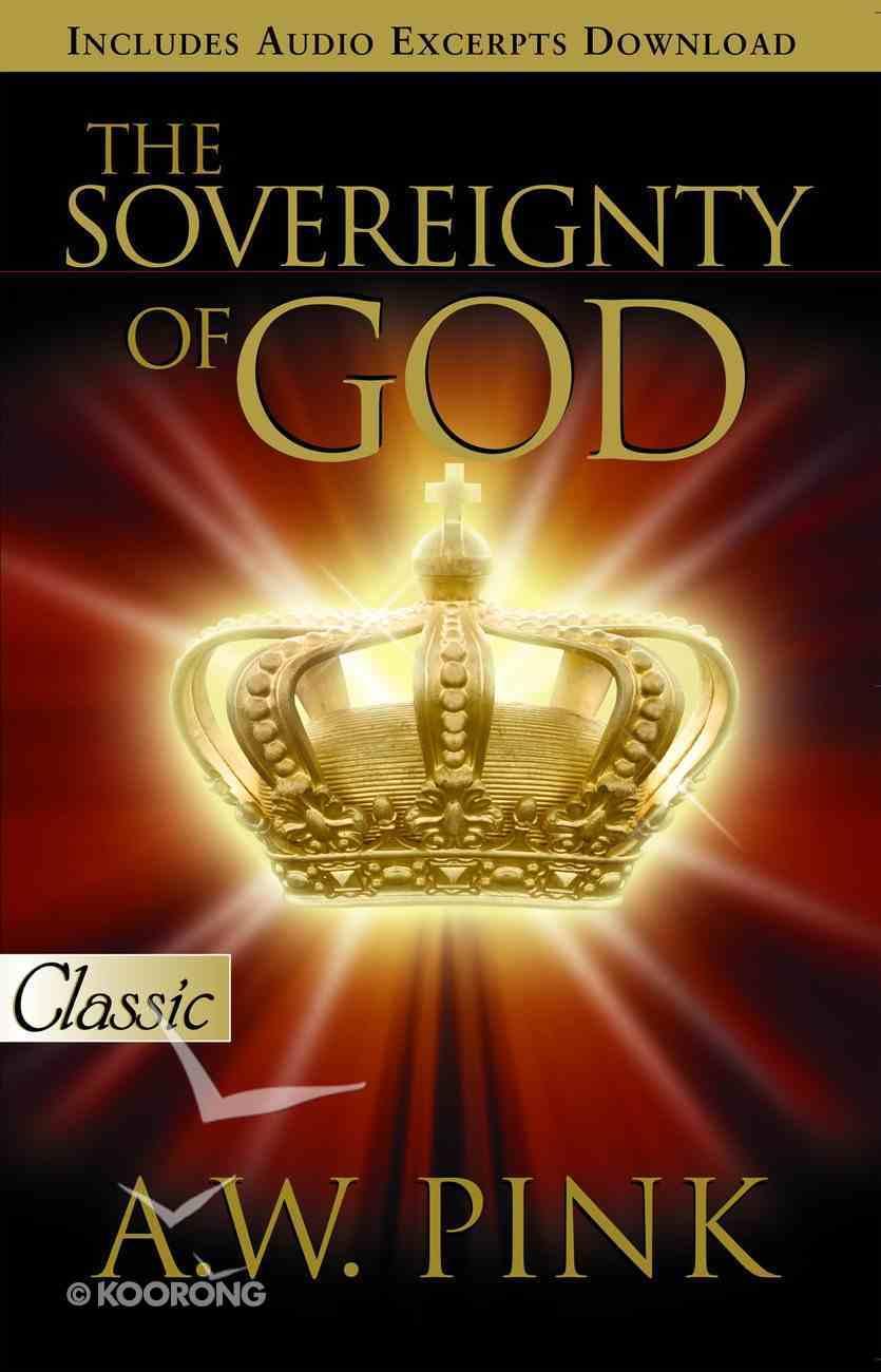 Sovereignty of God eBook
