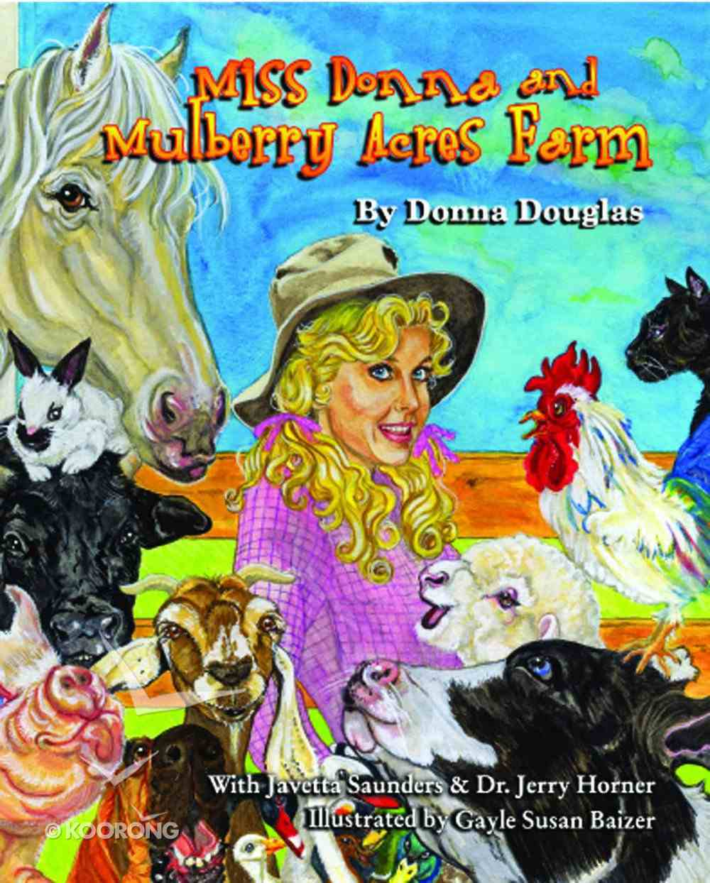 Miss Donna's Mulberry Acres Farm eBook