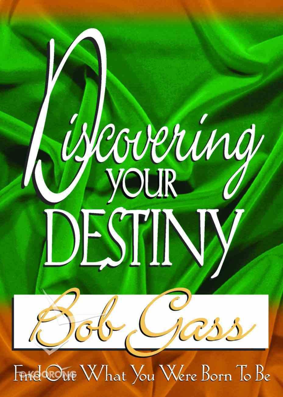 Discovering Your Destiny eBook