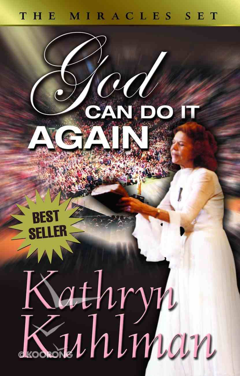 God Can Do It Again eBook