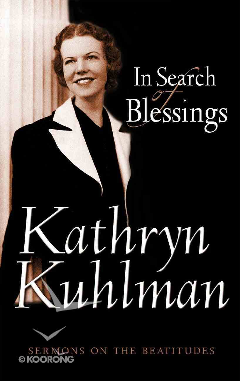 In Search of Blessings eBook