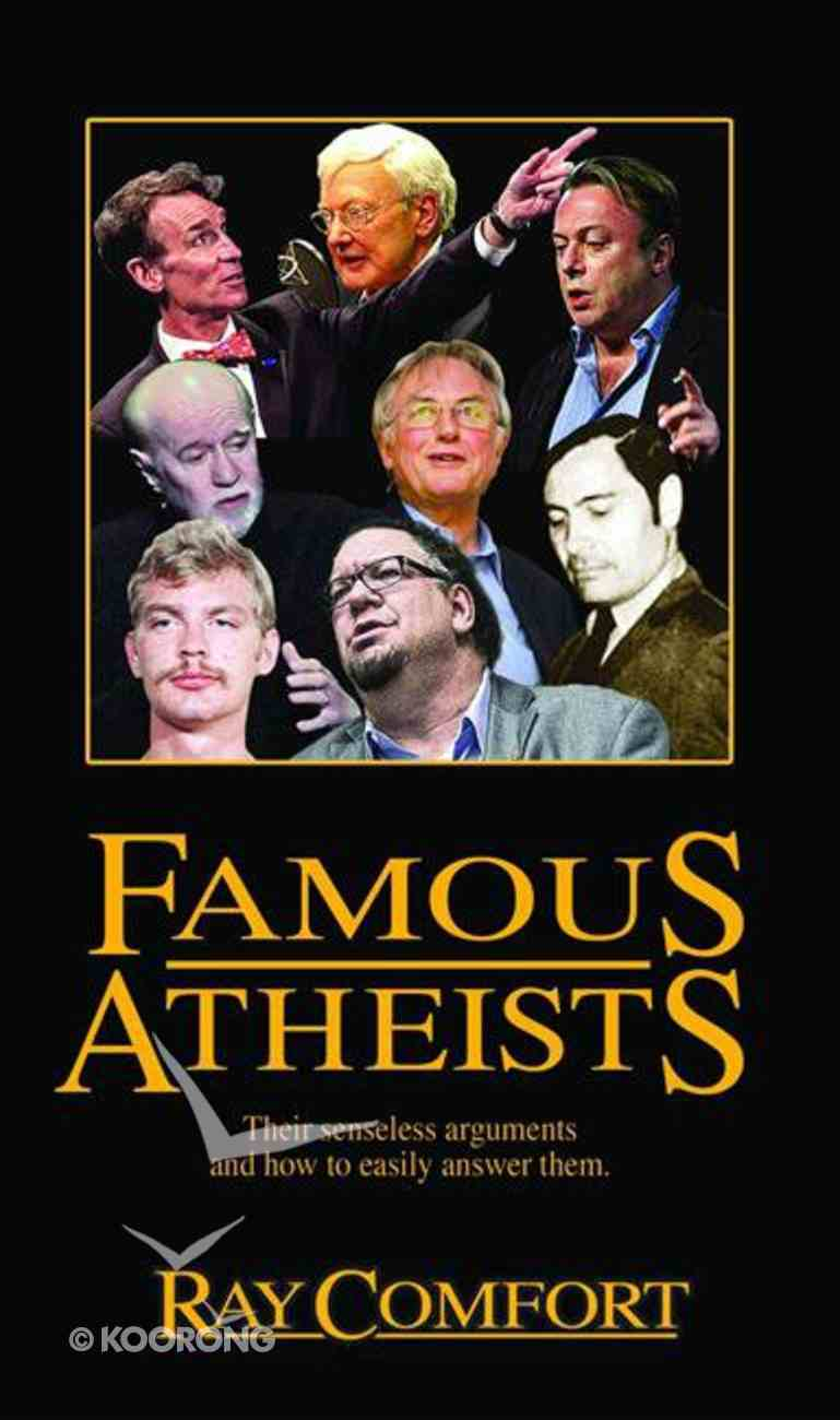 Famous Atheists eBook