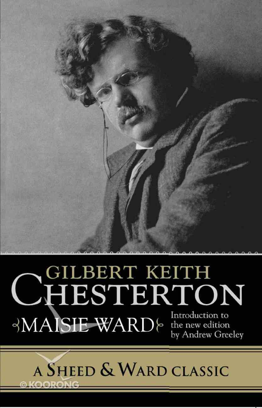 Gilbert Keith Chesterton eBook