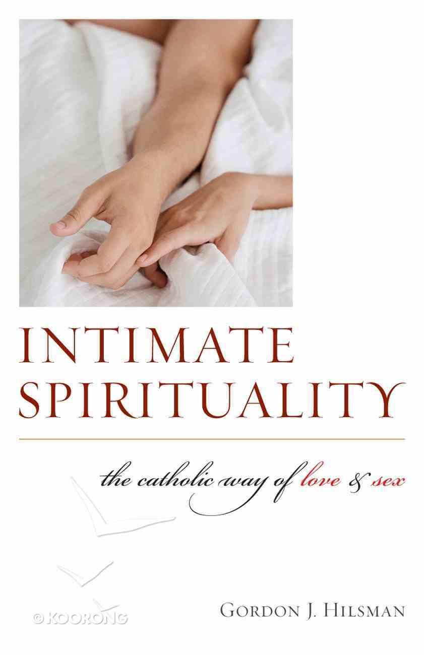 Intimate Spirituality eBook
