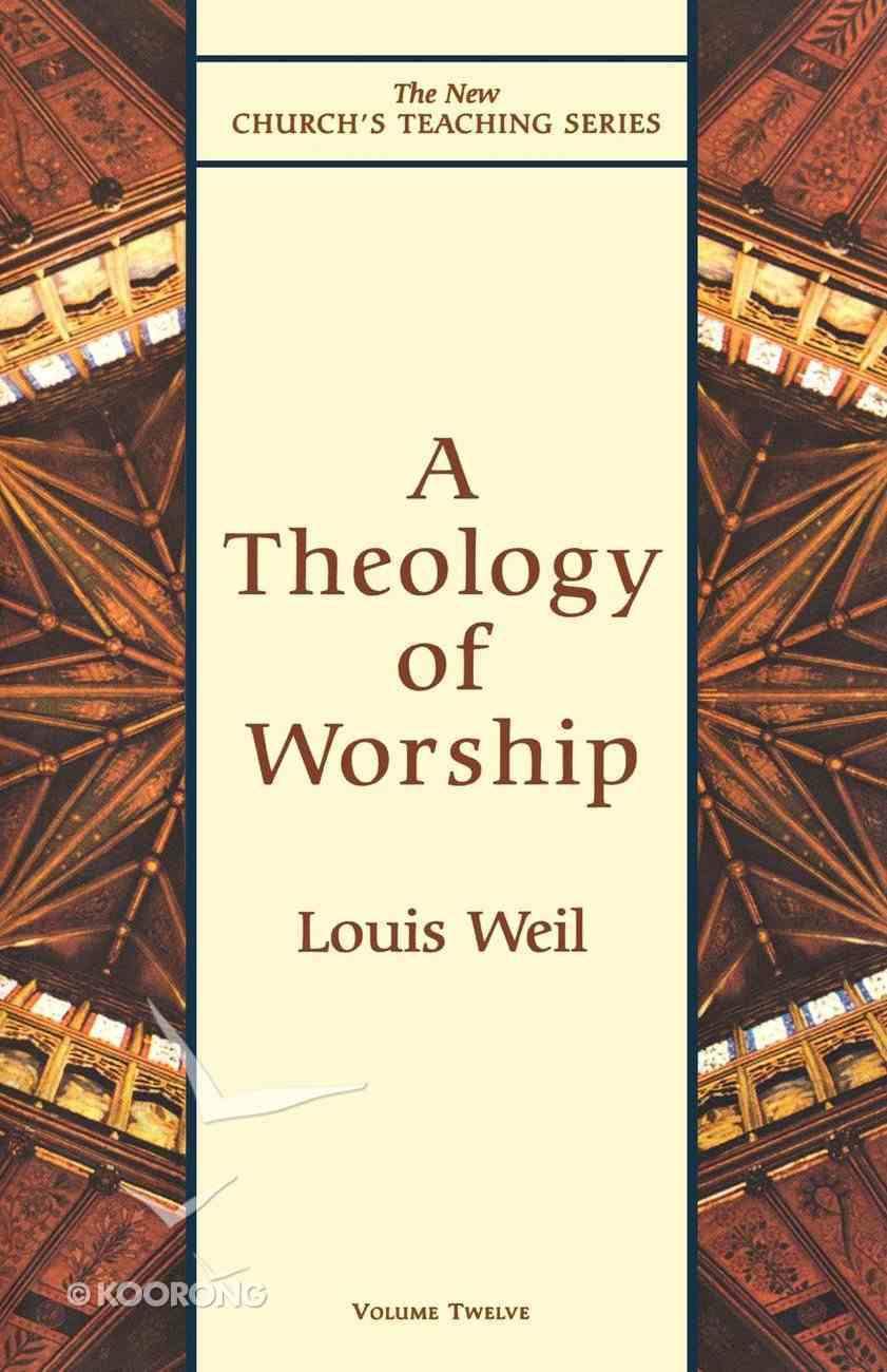 Theology of Worship eBook