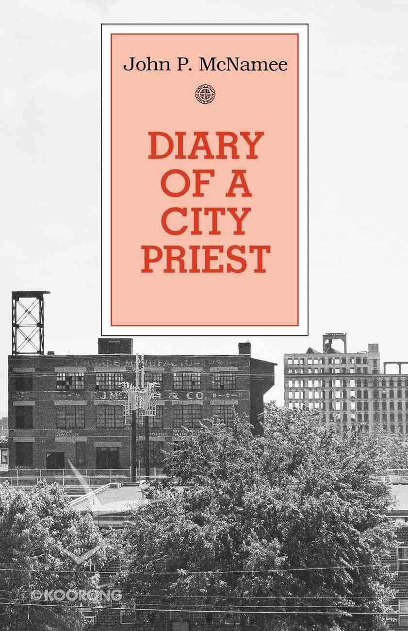 Diary of a City Priest eBook