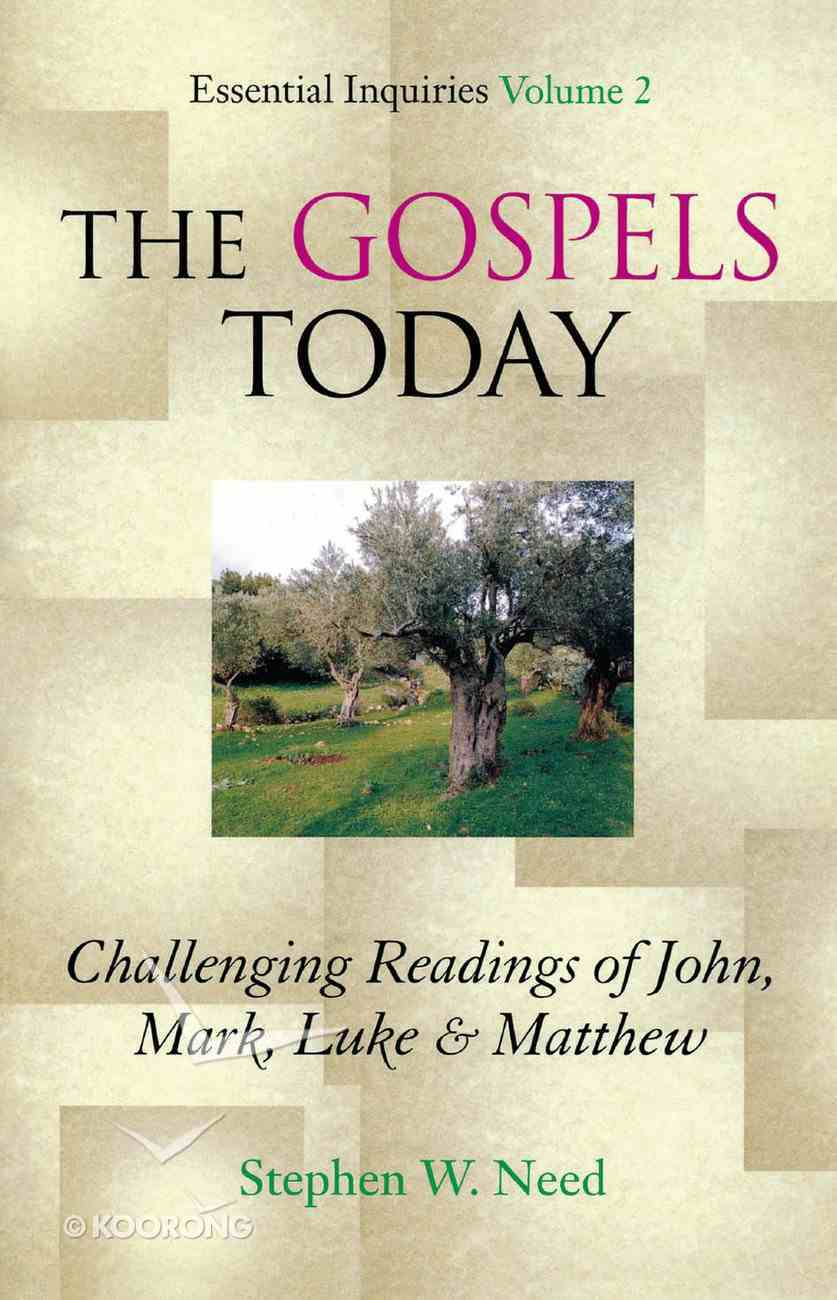 Gospels Today eBook
