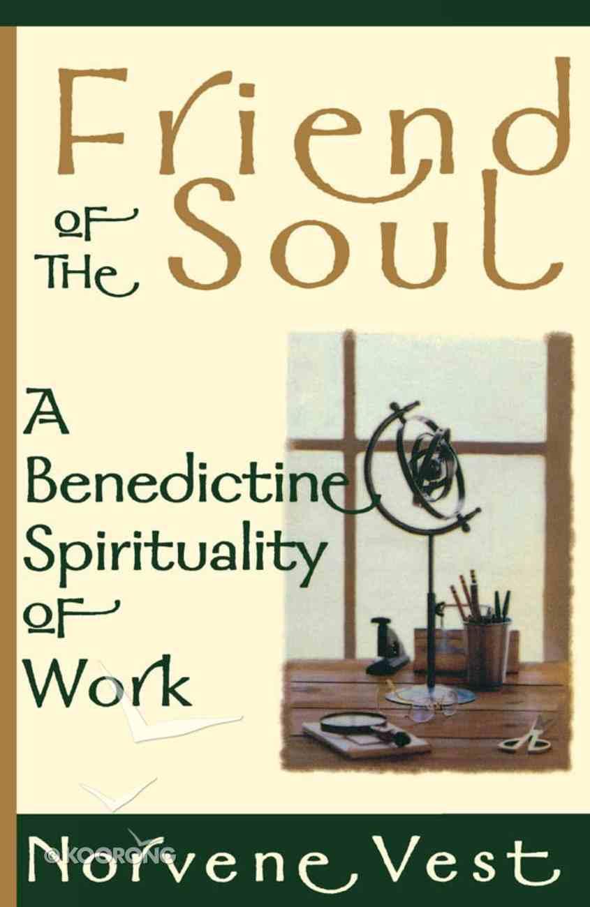 Friend of the Soul eBook