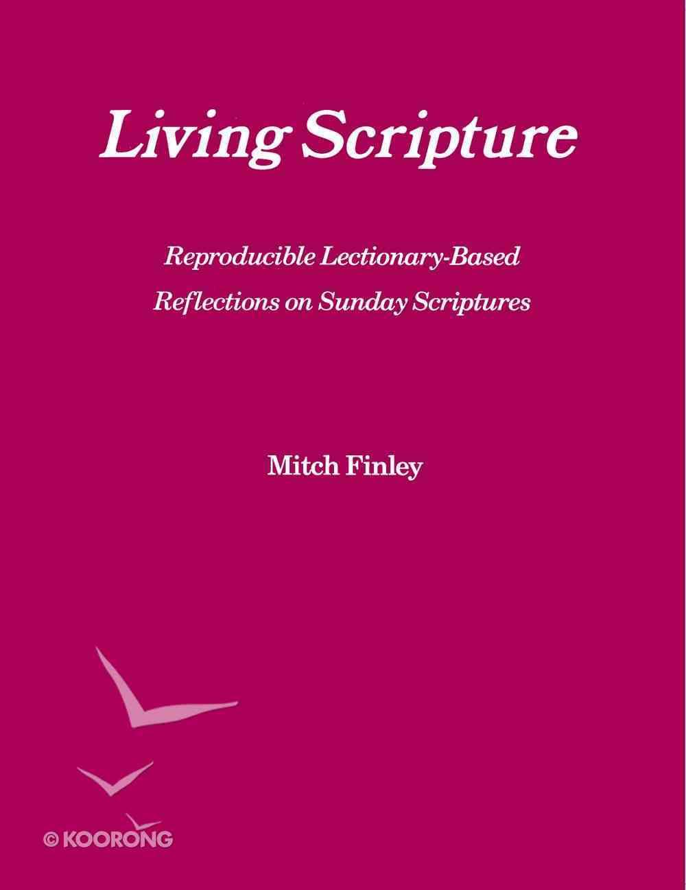 Living Scripture eBook