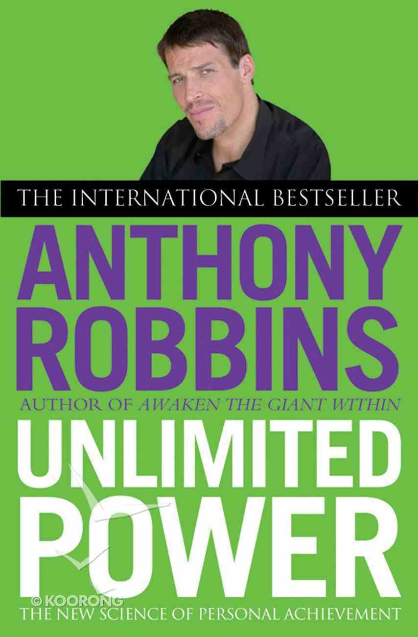 Unlimited Power eBook