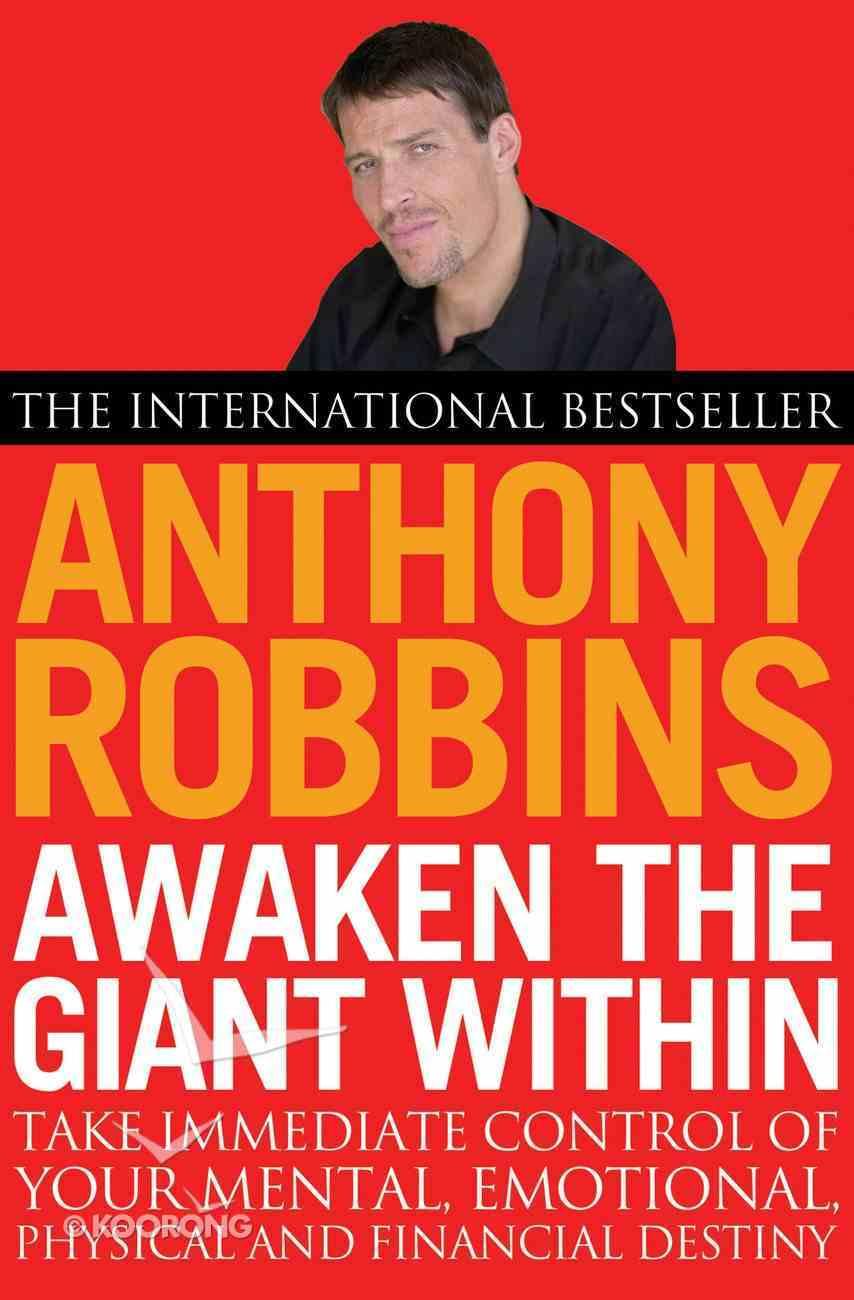 Awaken the Giant Within eBook