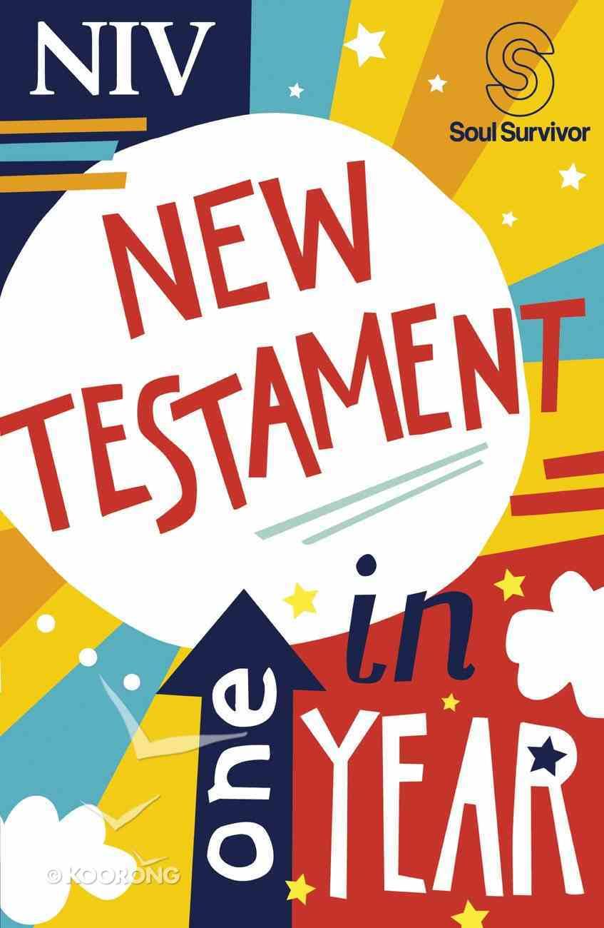 NIV Soul Survivor New Testament in One Year eBook