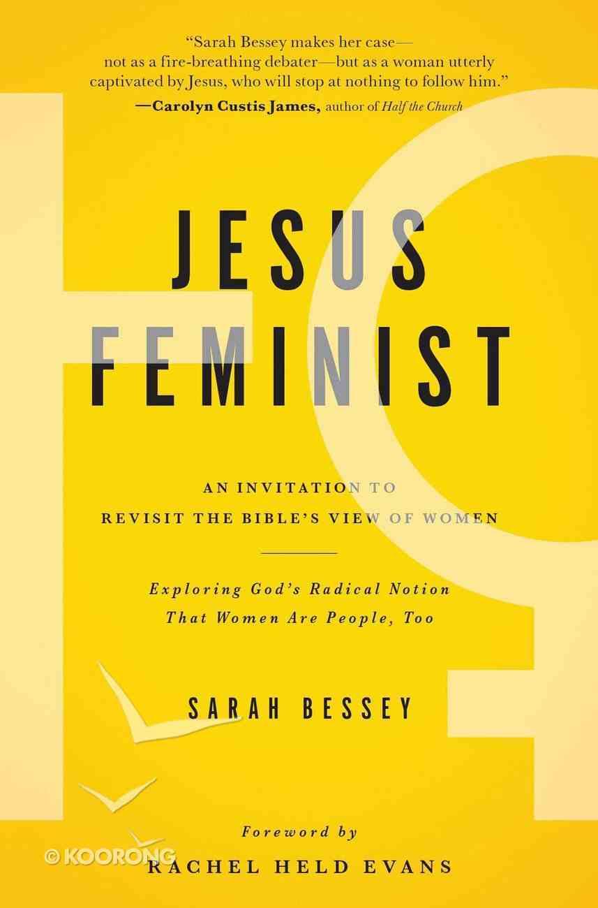 Jesus Feminist eBook
