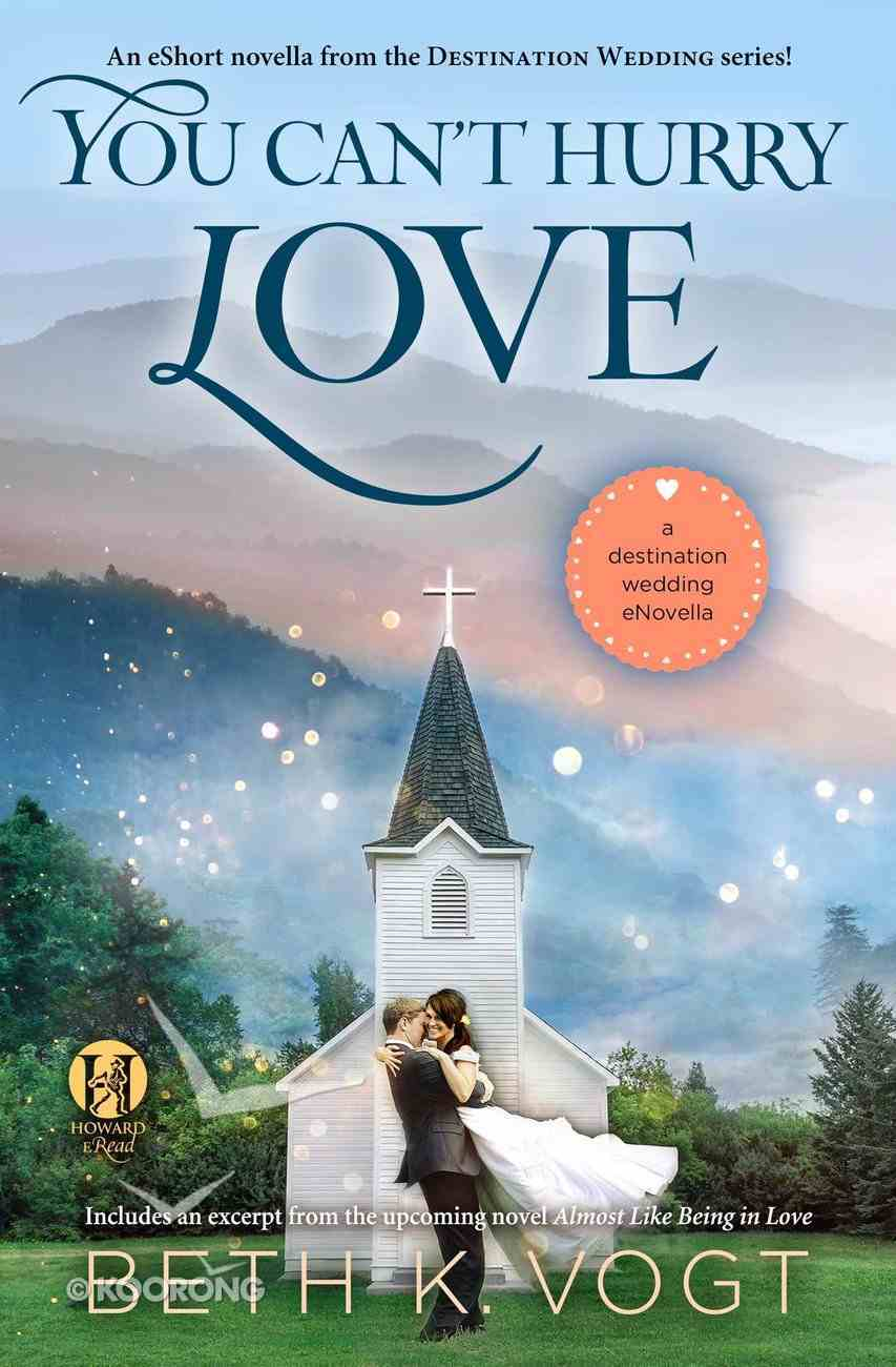 Dw: You Can't Hurry Love eBook