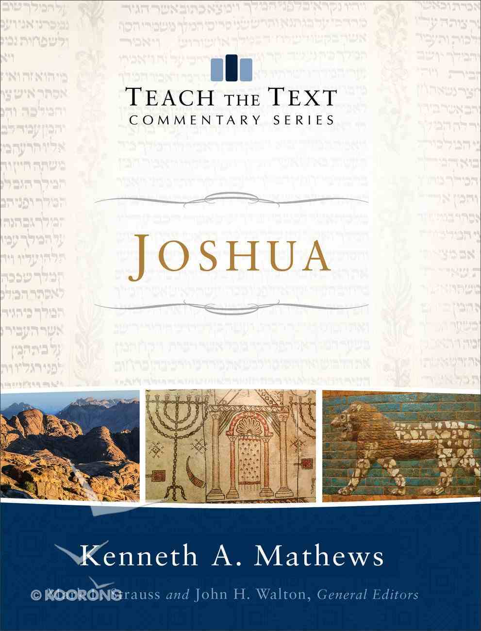 Joshua (Teach The Text Commentary Series) eBook