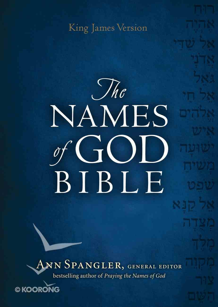 KJV Names of God Bible Ebook eBook