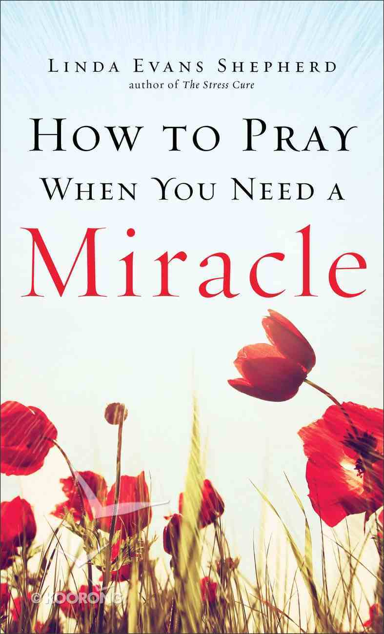 How to Pray When You Need a Miracle eBook