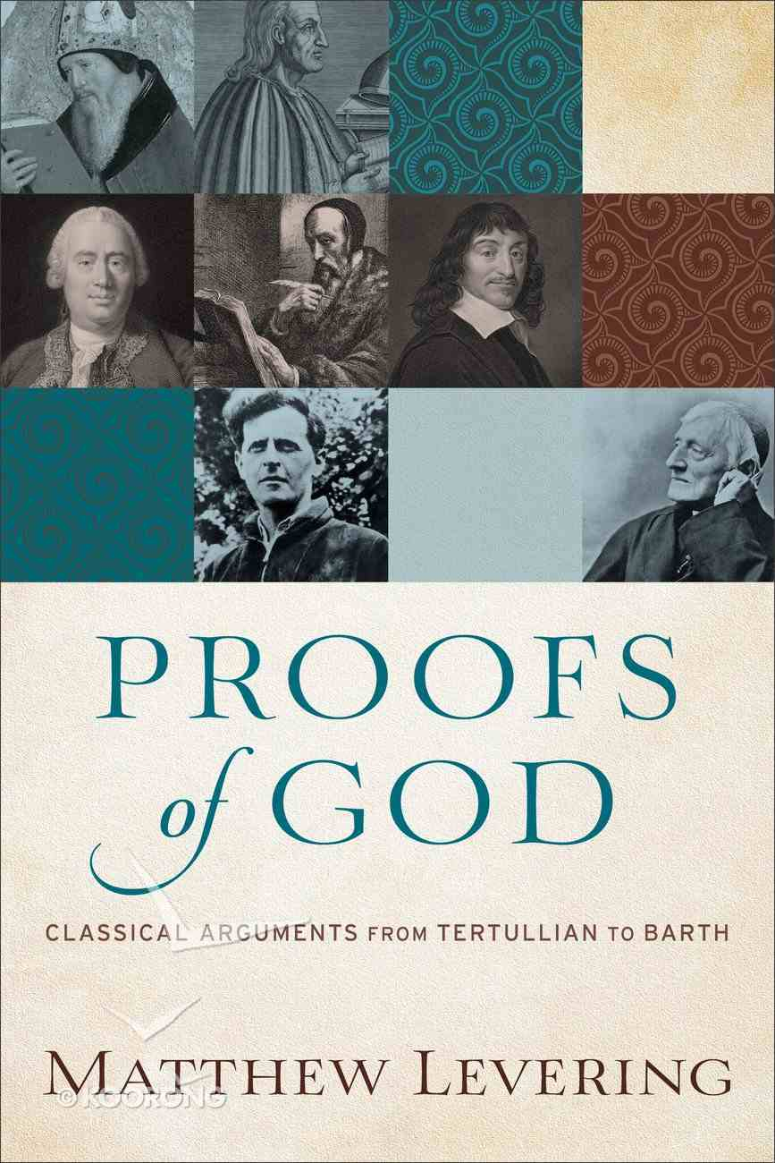 Proofs of God eBook