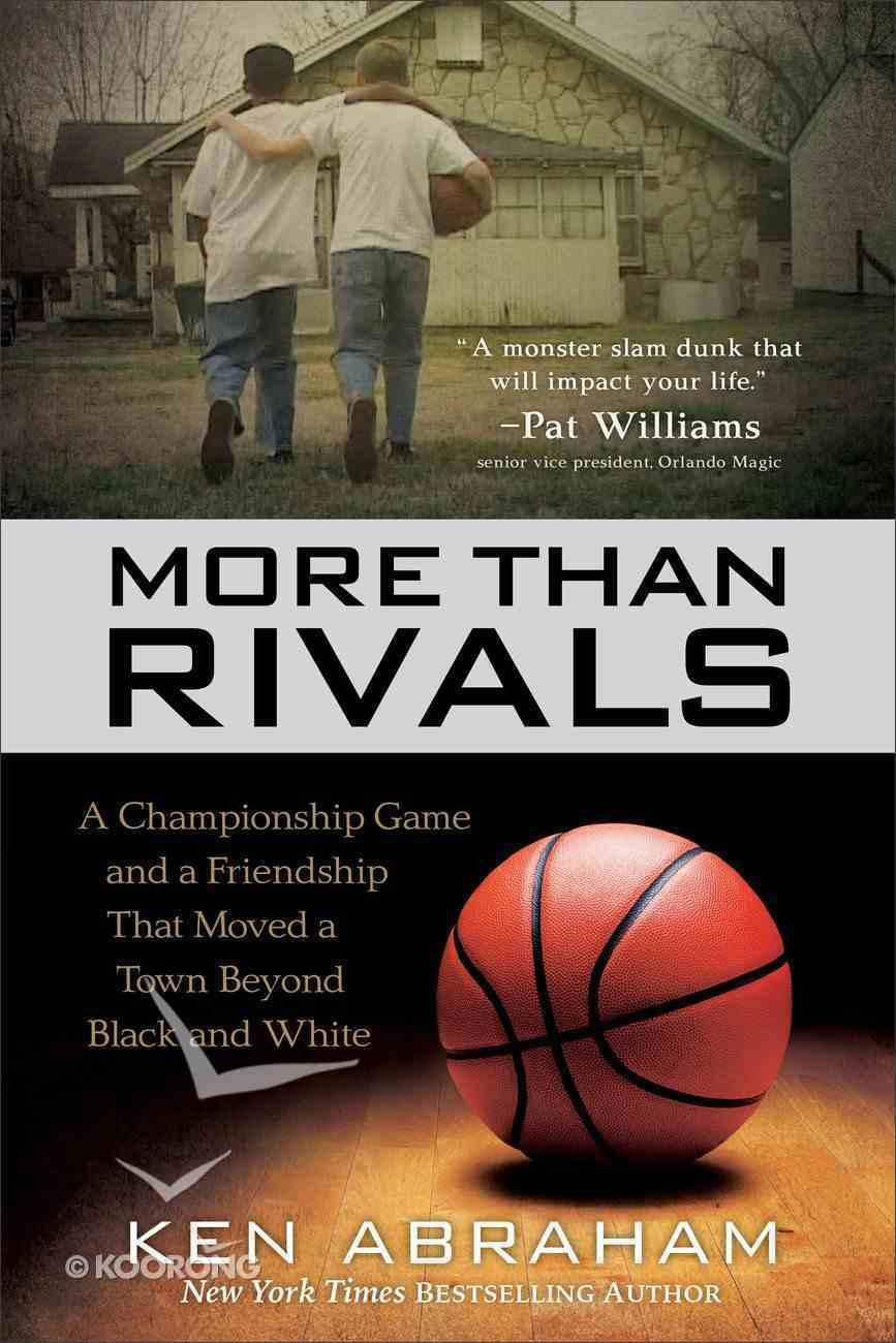 More Than Rivals eBook