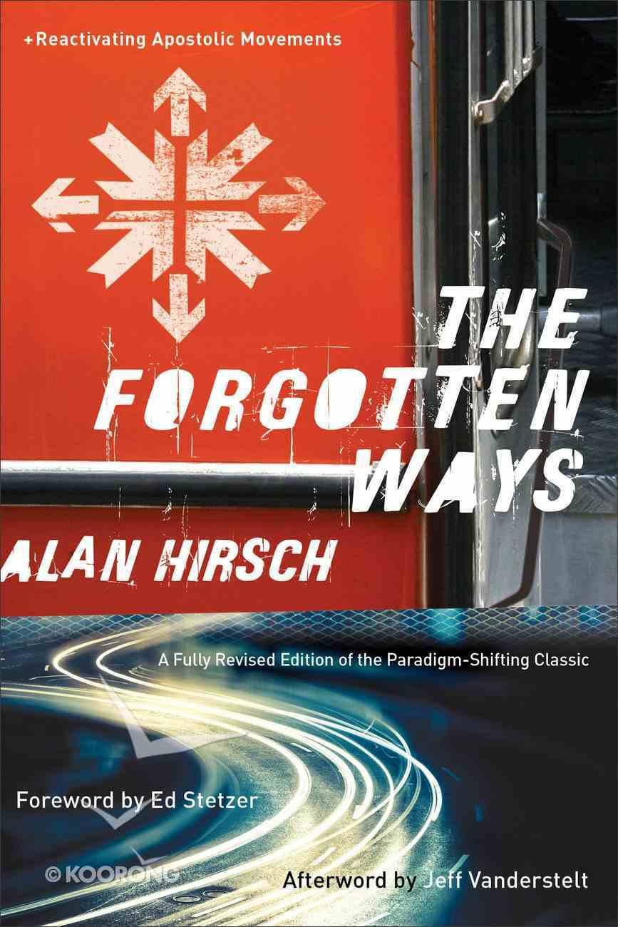 The Forgotten Ways eBook