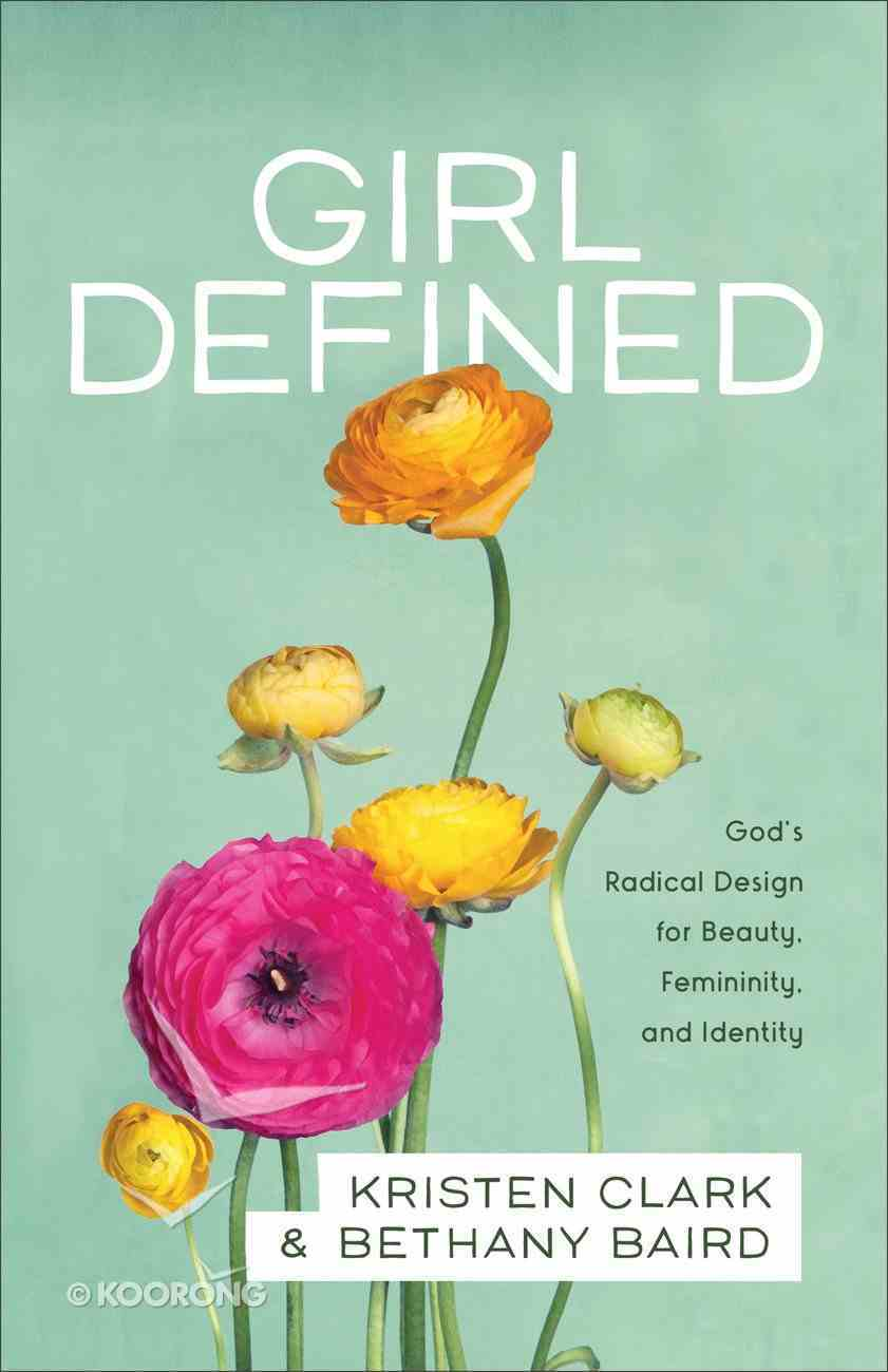 Girl Defined eBook