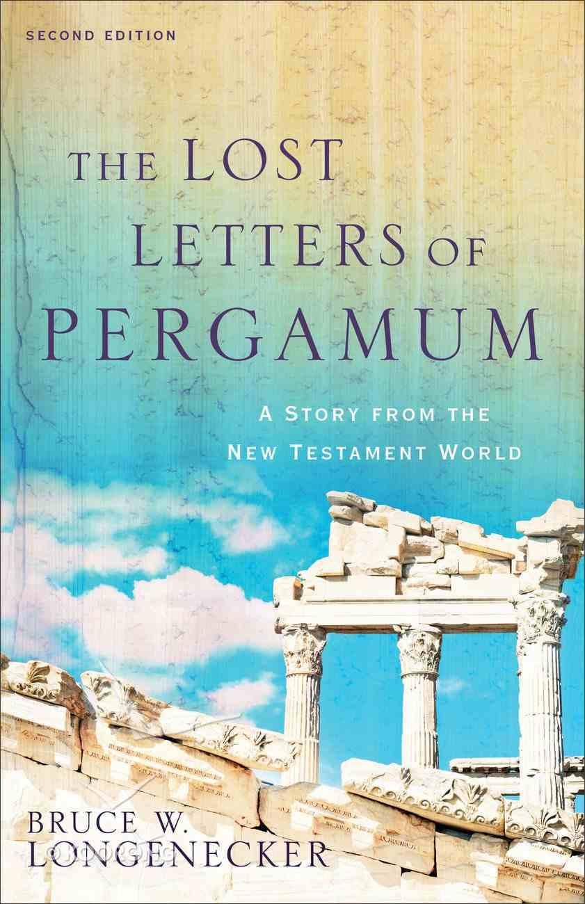 The Lost Letters of Pergamum eBook